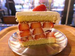 韓国61回目 ~ 苺ケーキを求めて漢江を渡る ② ~