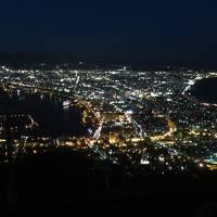 足まめ母娘の函館2人旅 ①ホテルと回転寿司と函館山夜景