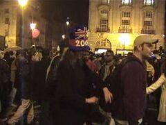 1999年 La vie en Londre 1/15 :ミレニアムがやってきた