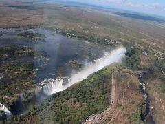 南部アフリカ4か国周遊� 〜ビクトリアの滝〜