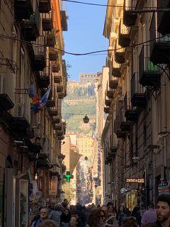 ボンジョルノ!初めての南イタリアにツアーで行ってみた① ★カゼルタ・スパッカナポリ・ポンペイ・ソレント★