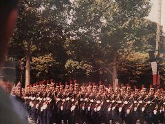 1989夏☆★パリ祭★☆フランス革命200年~ひとり旅~