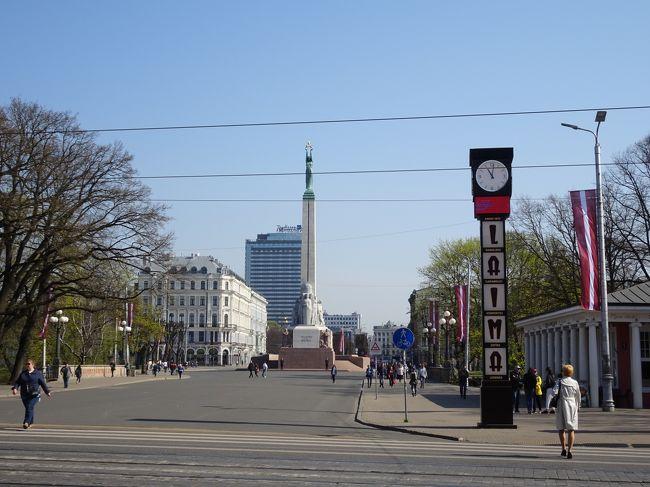 本当はバルト3国を一度に周りたかったけれど、6日間でじっくり見るには2か国が限界だと思い、ラトビア・リトアニアに絞りました。<br />どちらの国も、派手さはなく、世界的に有名な観光地もないけれど、どこかほっこりするかわいらしい静かな感じの街でした。<br />今回の旅行にあたり、uさん、mさんの旅行記には大変お世話になりました。ありがとうございました。<br />