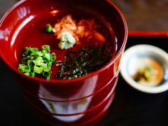 三瓶山・春の歓喜と「沙羅」の蕎麦再見