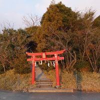 徳島の一番をめぐる。日本一低い山。一番のお寺。一番の神社。一番の芸術。