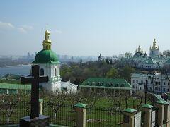 東欧鉄道の旅 その7(ウクライナ、美しきキエフ)