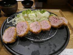 韓国61回目 ~ 豚カツや苺ケーキと今回もお腹いっぱい! ⑦ ~