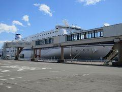 平成最後の月に訪れ、令和に記す紀州・大和路の旅 1日目 ~ 名古屋港へ ~
