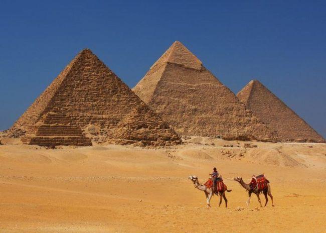 GW10連休+1日安否確認③旅ブログ【Egypt/Giza】