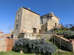 Lunga vacanza(シチリア・カラブリア・カンパーニア)パリヌーロ[8]海を一望する要塞ホテルに滞在