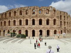 秘境パックで行く北アフリカ 「チェニジア・アルジェリア周遊13日間」 ③ローマ遺跡のオンパレード