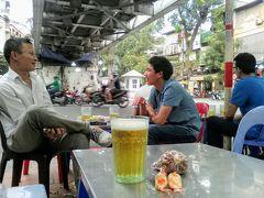 ハノイ旧市街でビアホイ巡り…飲み屋探しは楽し、あーやめられない