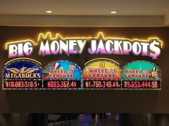 2019GW ラスベガス 少しのカジノと、アウトレット三昧の旅(その2)