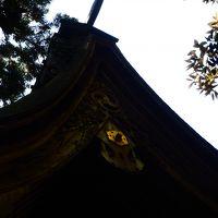 平成最後の3日間 一宮をめぐるパワー充電の旅 初日 東国三社巡りと佐原の古い街並み散策