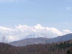 八ヶ岳連峰