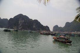 2019年3月 中国・ベトナム一人旅-4 ハロン市ホンガイ地区<街の散策とハロン湾ミニクルーズ>