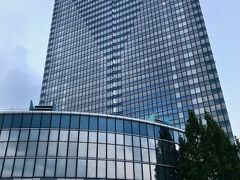 びわ湖大津プリンスホテル。(真夏の大阪・滋賀の旅 その2)