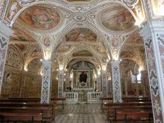 Lunga vacanza(シチリア・カラブリア・カンパーニア)サレルノ・ヴィエートリ・スル・マーレ[10]美しきクリプタや陶器の街を訪れて