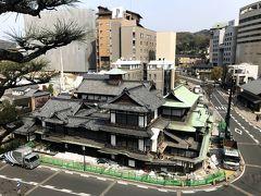 3月末の松山城と道後温泉 No.3