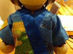 ゴンママの帰国日、大阪国際空港へ迎えに行きました 下巻。