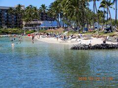 陰陽道 動画追加版 ハワイ島・Hilton Waikoloa Village 「10」 海亀池