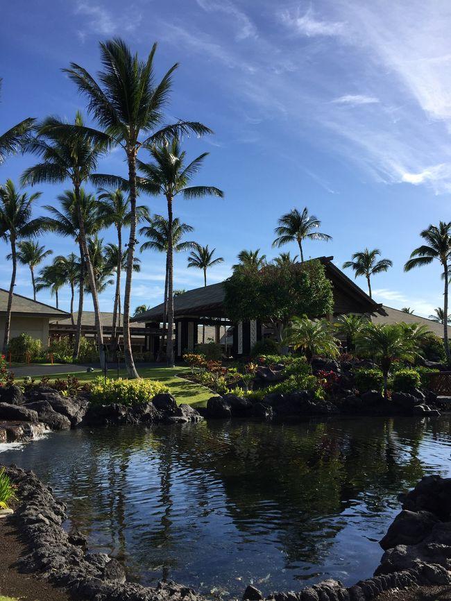 いよいよ帰国の日!<br /><br />昨年よりホームをGrand Waikikianに移したので、ビジターとしての滞在です。<br />そうは言っても半年前には余裕で予約できたので、まだKINGS' LANDは狙い目でした!<br /><br />グレードアップ時のボーナスポイントも使って2BD PLUSのお部屋に宿泊!<br />アホボンも広島から1日遅れで参戦して、1日早く帰国するという超過密スケジュールでしたが、無事に全行程終了!<br /><br />平成天皇退位と令和天皇即位で思いがけず超大型連休になり、大っぴらに休めたので細かくメールチェックしなくて済んだのはラッキー!<br /><br />今回も思いっきり楽しめました(^_^)<br /><br />また来年も来ま~す(๑˃̵ᴗ˂̵)
