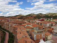 1806スペイン~テルエル・ムデハル様式が点在する街並みと、赤土の景観