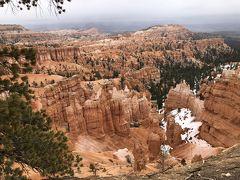 2019,4月 グランドサークルレンタカー旅 №2-②ブライスキャニオン国立公園から宿泊地カナブまで
