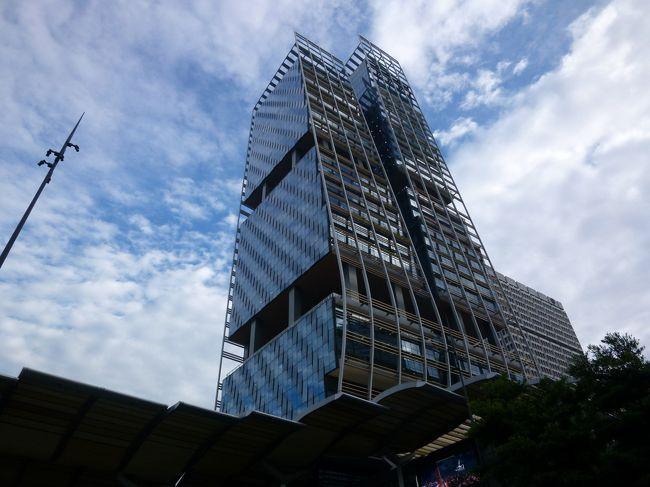 シンガポール5日間 3日目「赤道下 乗り心地食べ心地」