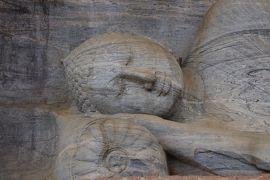 2019年4月19日(後半)ポロンナルワ、アヌーラダプラ旅行 世界遺産古都ポロンナルワ 寺院群と仏像群観光編