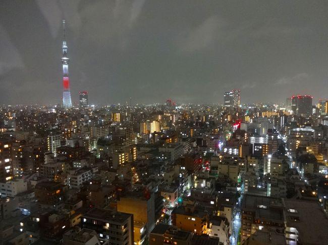 令和元年の初日、即ちGWの真っ只中の旅行は東京に宿泊し、観光を計画しました。<br /><br />自宅の最寄り駅からは最短で40分で東京に着きますが(笑)このGWは各地が混雑すると予想して「人の行く裏に道あり花の山」という格言を実行に移します。<br /><br />即ち空いた?都内で久しぶりに東京観光を楽しもうというわけです!<br /><br />空いた東京??<br /><br />そんな甘い話があるのでしょうか(笑)
