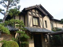 大阪府池田市。阪急グループ創始者小林一三ゆかりの地を巡る。