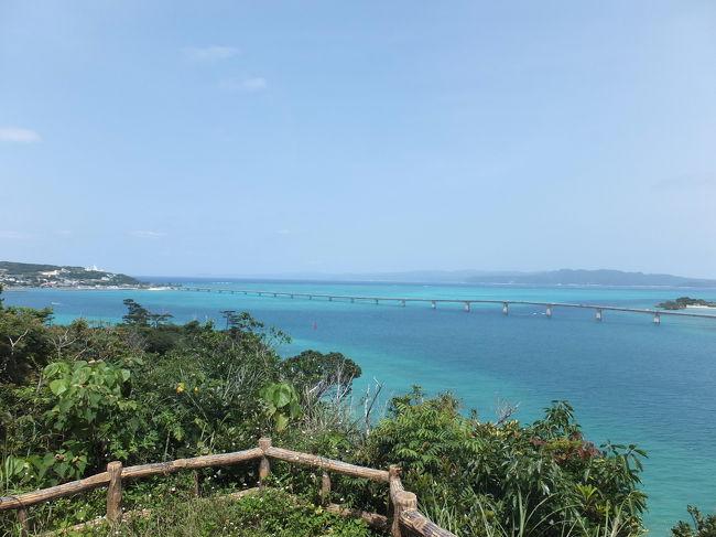 1日追加して11連休のGW。<br />折角なので、リゾートでゆっくりしようと5カ月前に予約して、<br />楽しみにしていた沖縄旅行。<br />ゆっくりするつもりが、<br />行きたいところばかりだったので、<br />天候に合わせて、ゆっくりしたり、お出かけしたりで、<br />色々と楽しんだ沖縄旅行でした。