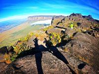 アラフィフ&アラ還の挑戦☆ギアナ高地 Lost Worldへ/村を支配するのはGoldと銃【ロライマ山Trek 序章】ベネズエラ−1