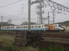 平成最後の旅行3アンパンマン列車を追って