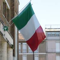 Delizioso viaggio in Italia 0,1日目(成田~仁川~ローマ#1)
