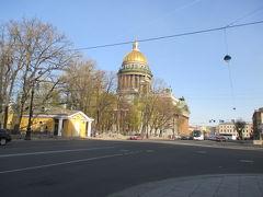 シニアの地下鉄・市バスで廻る早春のロシア2大都市9日間 その7 またサンクトペテルブルグへ帰ります