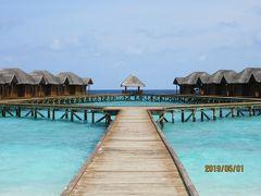 インド洋に浮かぶ島々 モルディブへ 宿泊は南マーレ環礁のフィハルホヒ