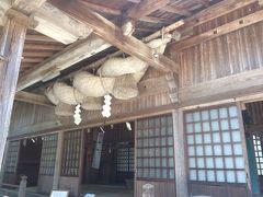 萩~出雲ふらり旅5日目 須佐神社