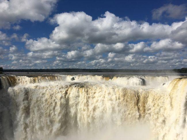 2019 GWは10連休!女ひとりでブラジル【1】イグアスの滝 2か国サイド完全攻略