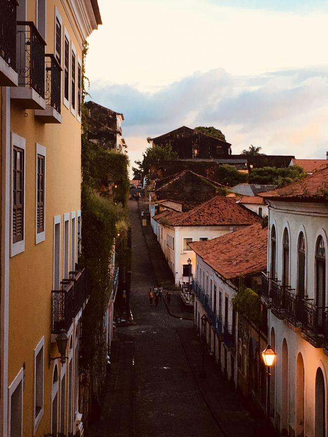 2019 GWは10連休!女ひとりでブラジル【3】historicalサンルイス街歩き