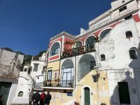 Lunga vacanza(シチリア・カラブリア・カンパーニア)]アマルフィー海岸[11]青い海を望む風光明媚な村々