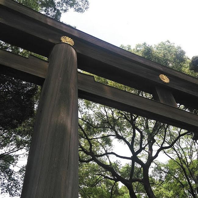 最近の報道を見ていて「あれ?私、明治神宮って行った事ないなぁ~」からの<br />この混雑極まりない日に行って来ました。<br />が。。。日本人より外国の方の観光客のが多い場所でした。<br />でも行けて良かったです!!