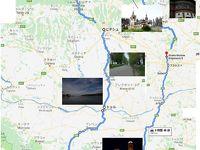 ルーマニア、ブルガリアをレンタカーで一回り