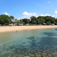 GWバリ島海の綺麗なサヌール編-個人手配で初めてのバリ歩きバックパック夫婦旅1-