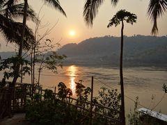 ラオス<癒しの国 ルアンパバーンへ>(2019年GW 2日目)