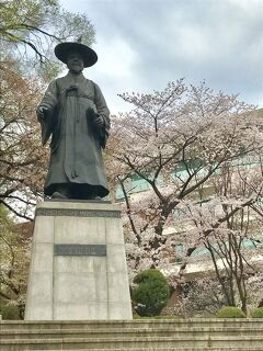 韓国  初ひとり旅(1)南山 Nソウルタワー