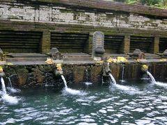 はじめまして、バリ島�コピルアックと、ティルタウンプル寺院