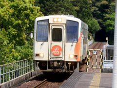 2019.5徳島高知ドライブ旅行4-甲浦から日和佐まで 阿佐海岸鉄道と牟岐線に乗る