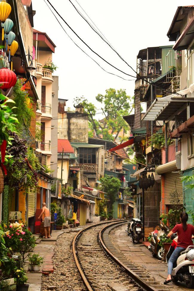 令和初旅行はベトナム ハノイへ!<br /><br />旧市街に滞在し街歩きを満喫<br /><br />